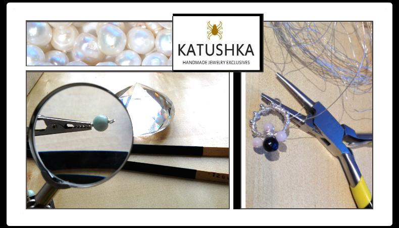 KATUSHKA | Handgemaakte Sieraden met Edelstenen - over ons